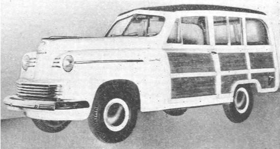 Keller - They Keller Station Wagon (Image courtesy of American Automobiles)