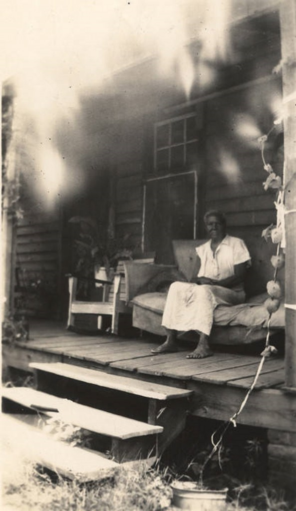 Minerva Meadow [Meedon] of Opelika, Alabama ca. 1930s African Americans from the Alabama Writers' Project photograph collection, Q1745
