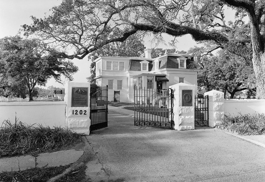 Mobile National Cemetery ca. 1939