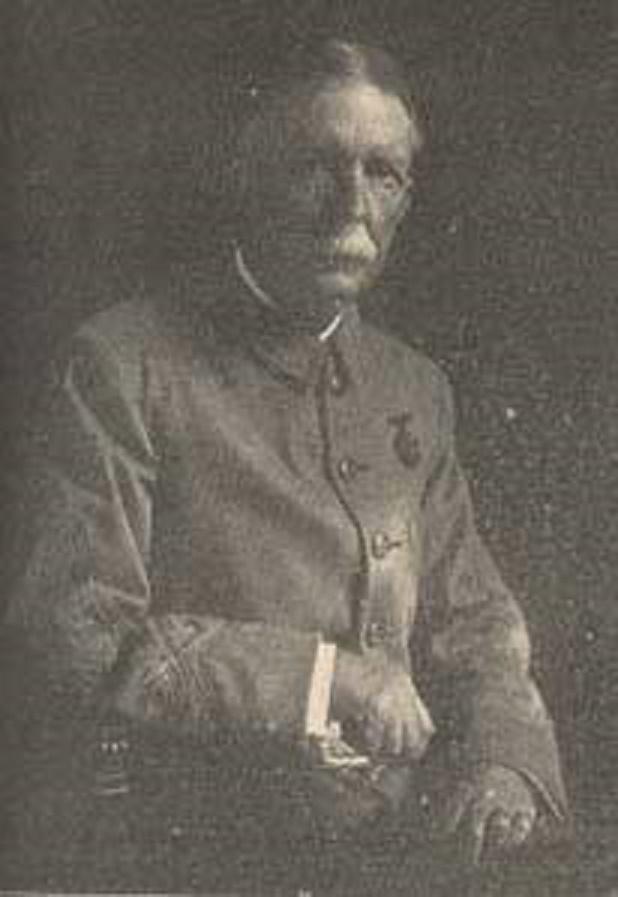 O'Neal, Alfred Moore O'Neal (1840-1909) Postwar image of O'Neal Q4951