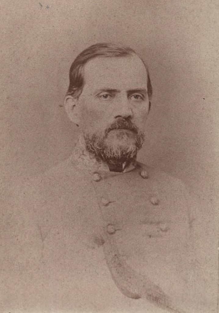 Pettus, Brigadier General Edmund Winston Pettus, C.S.A. (1821-1907) Before his appointment to brigadier-general, Pettus had been a colonel of the 20th Alabama Infantry, C. S. A. Q4667