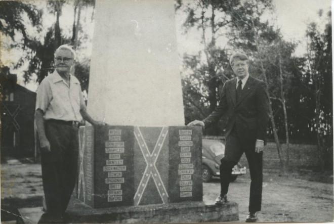 Pres. Carter at Americana, Brazil