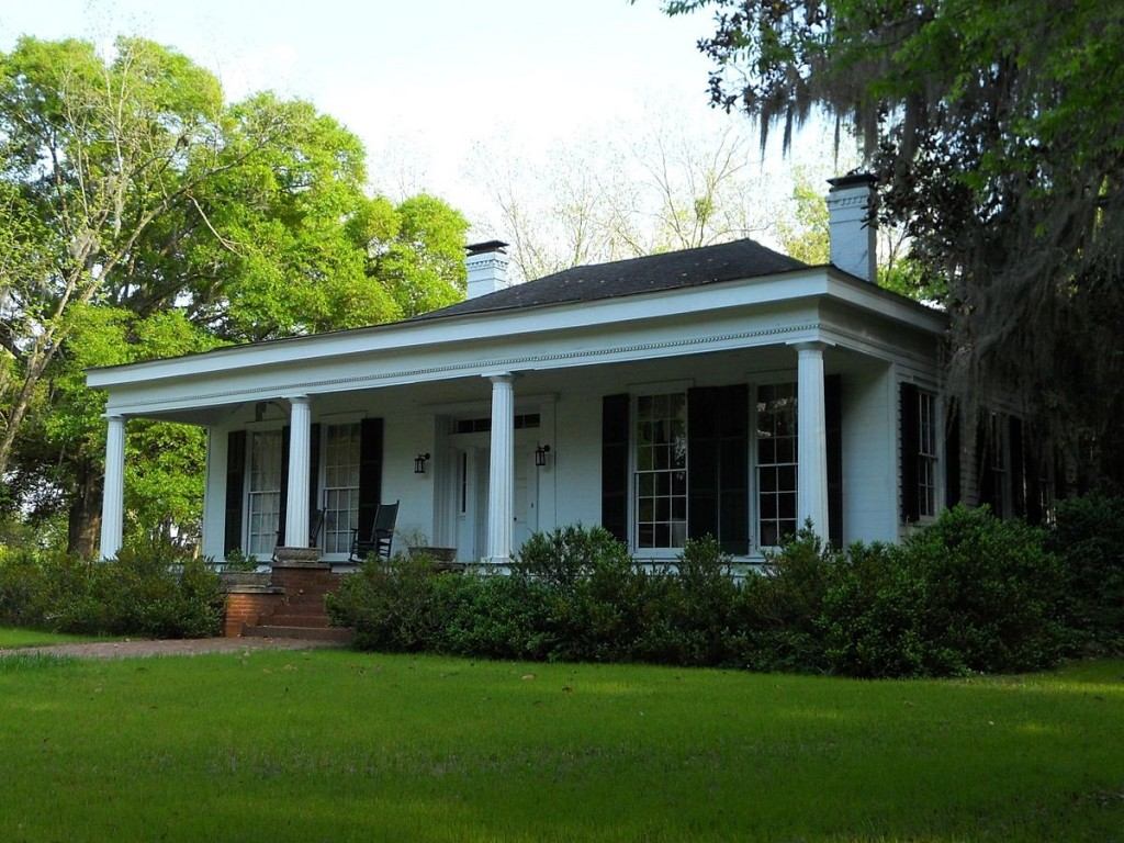 Samuel R. Pitts, Pittsview Plantation home (Wikipedia uploaded by SaveRivers