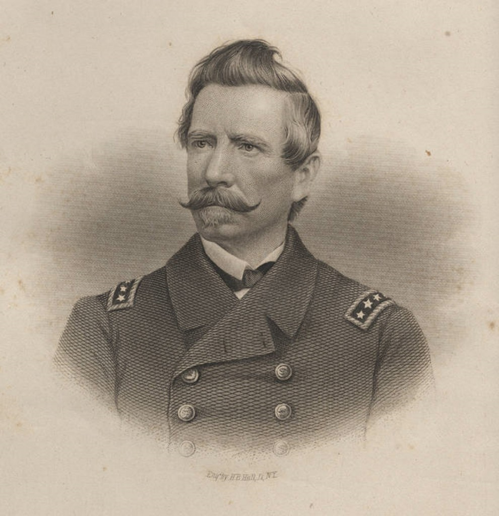Semmes, Admiral Raphael Semmes, C.S. Navy (1809-1877) Semmes commanded the C. S. S. Alabama.  Q57422