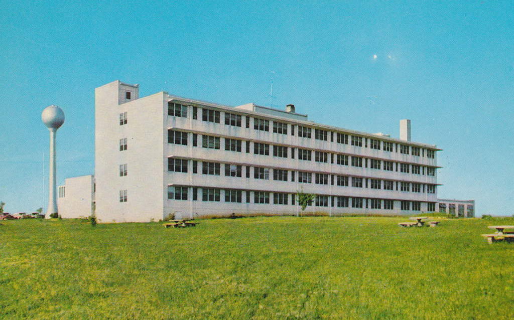 T.B.-Sanatorium-Decatur-Alabama postcard