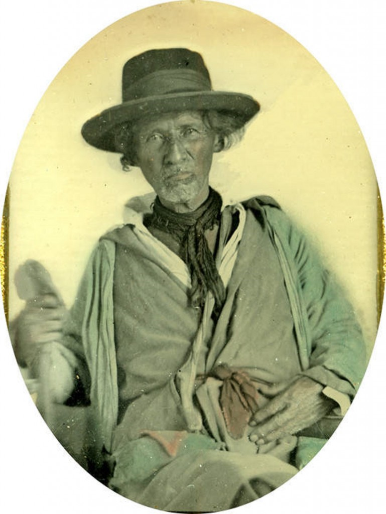 Unidentified man, possibly a relative of Timpoochee Barnard Q174; Q747