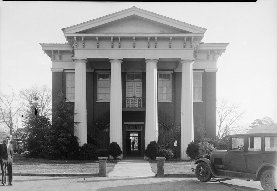 Wilcox County Courthouse (Library of Congress)