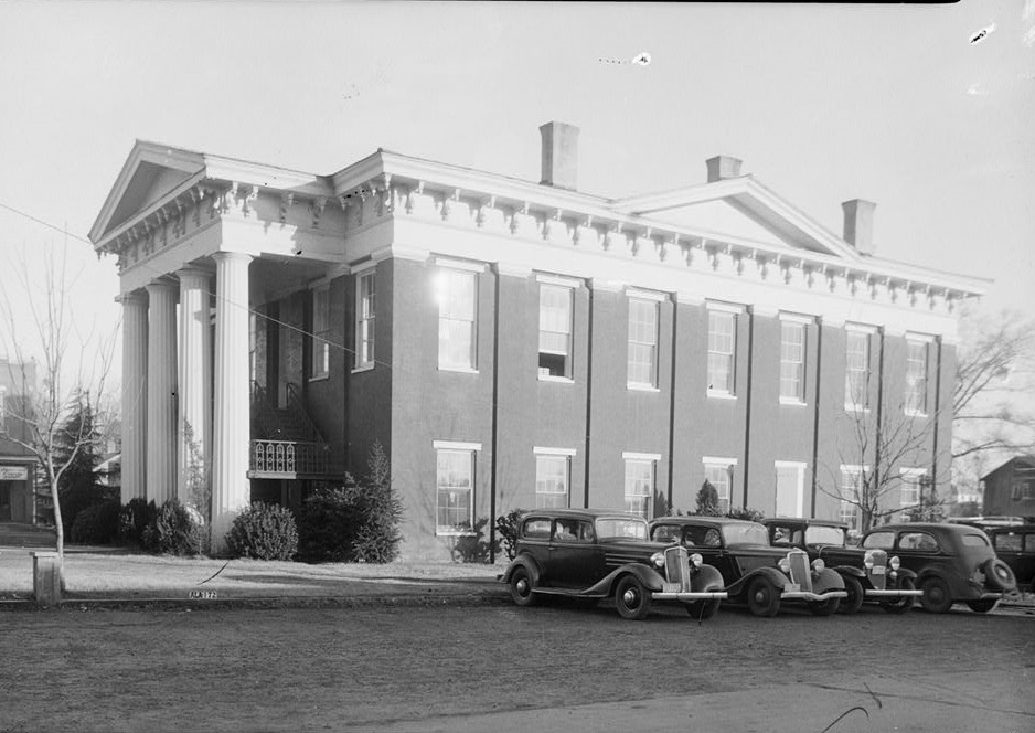 Wilcox County Courthouse2 (Library of Congress)