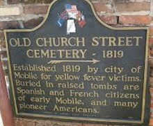 Amazing letter from 1854 reporting on the Yellow fever epidemic in Mobile, Alabama