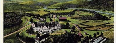 Borden Springs Resort was the grand lady and one of the finest spa's in Alabama during the 1900's