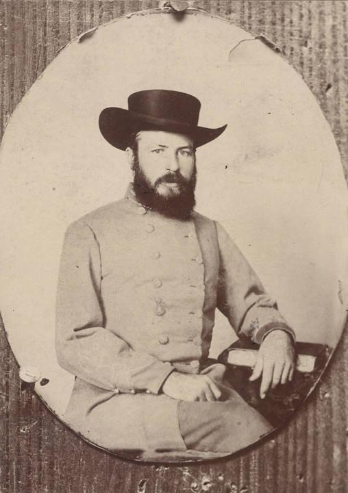 Adams, Capt_Samuel_Adams_33rd_Alabama_Infantry_CSA Q6980
