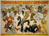 September 3, 1909 – Barnum & Bailey Circus, Decatur, North Pole & Prohibition