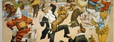 PATRON - September 3, 1909 - Barnum & Bailey Circus, Decatur, North Pole & Prohibition