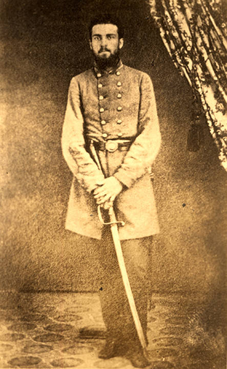 FRancis, Captain John Clark, _CoB_30th_Alabama_Infantry_CSA