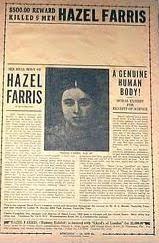 Hazel the mummy