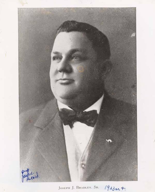 Joseph J. Bradley, Sr. Huntsville Library