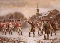 Revolutionary War Soldiers received bounty land in Alabama