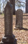 TOMBSTONE TUESDAY: Interesting epitaphs for three women – one evidently one body had an unusual history