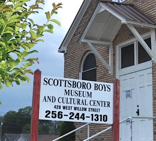 Scottsboro boys museum