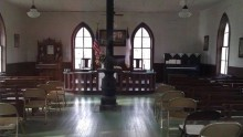AUTHOR SUNDAY – This historic church in Alabama celebrated 110 years in September 2015