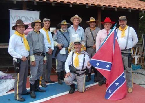 confederados in Sao Paulo, Brazil