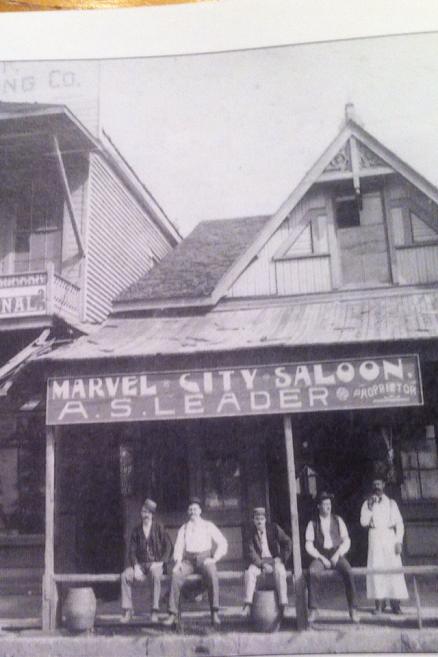 hazel the mummy Marvel city saloon