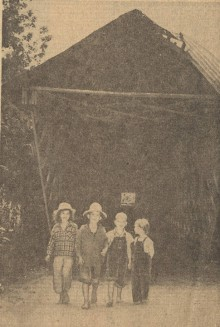 Patron+ Strange advertisement? in Cullman, Alabama newspaper of 1884