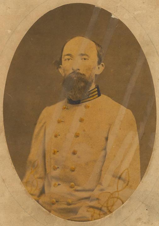 Captain Robert Benjamin Kyle, Company A, 31st Alabama Infantry, C.S.A. Q2474