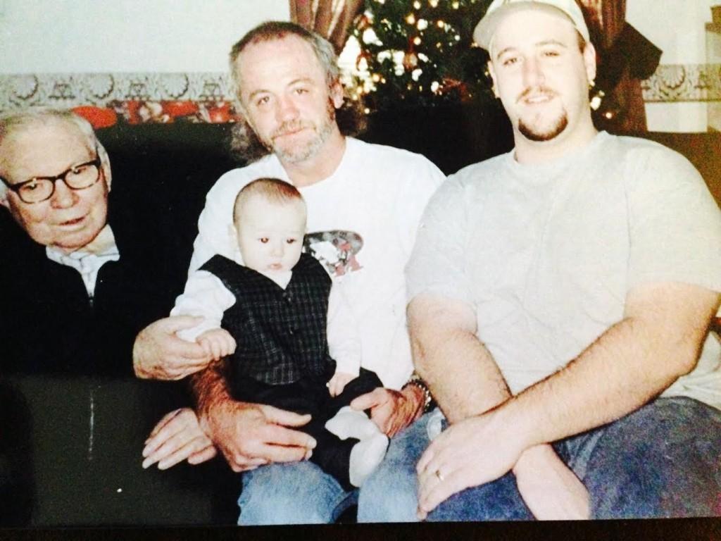 Curtis L. Stewart family