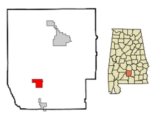 Georgiana, Butler County