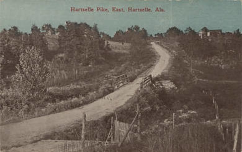 Harselle Pike East, Hartselle, Alabama ca. 1890-1900 ADAH