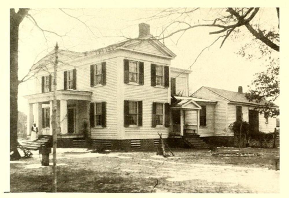 Kenan family Liberty Hall, NC built by Rev. War soldier James Kanan