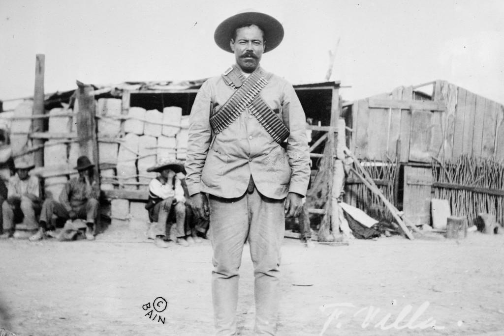 Pancho Villa Bain pubishing
