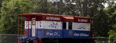 Today is Hank Williams, Sr's birthday – Celebrate by visiting his hometown in Georgiana & a birthday bash in Montgomery