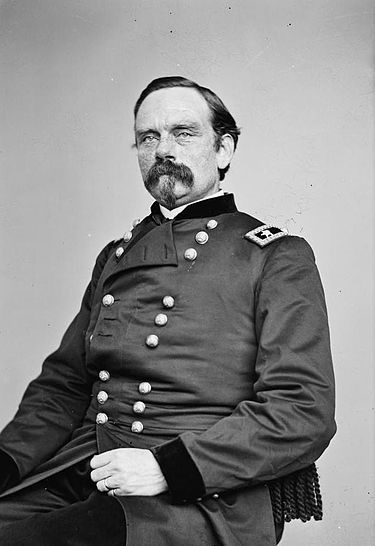 Union General Peter J. Osterhaus born in Prussia