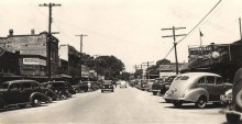 Atmore was first named Williams Station –  It was almost named Carney
