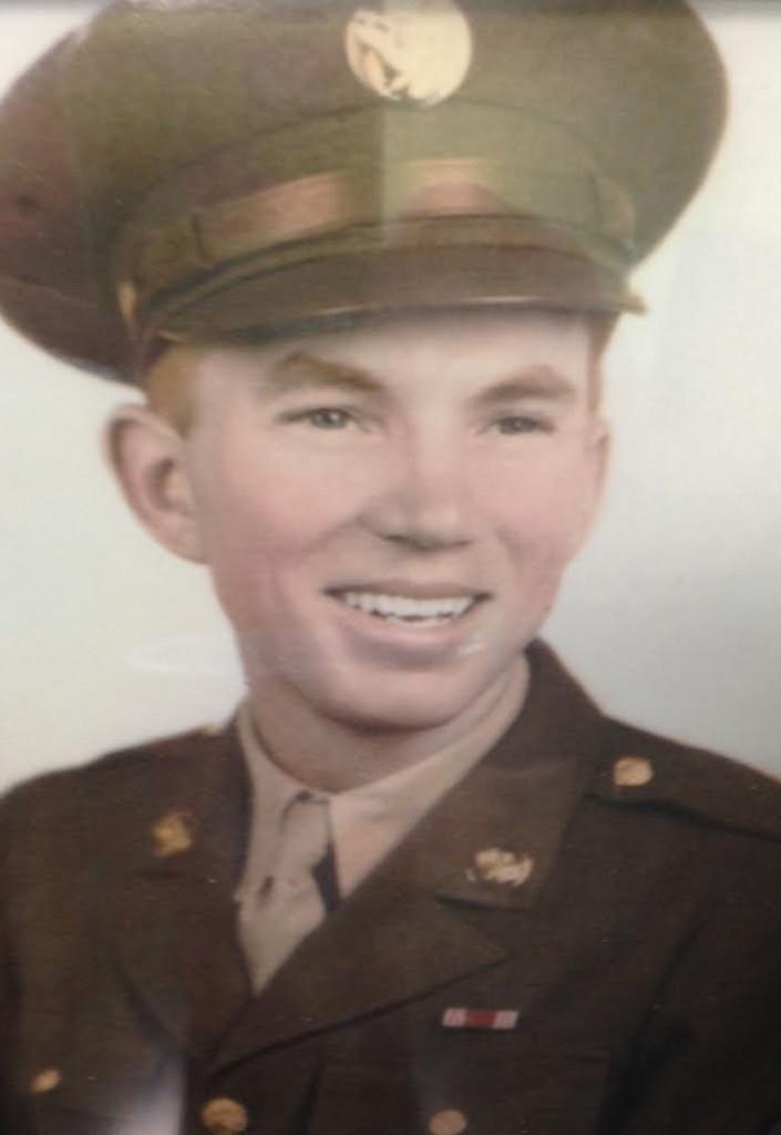 Curtis L. Stewart WWII