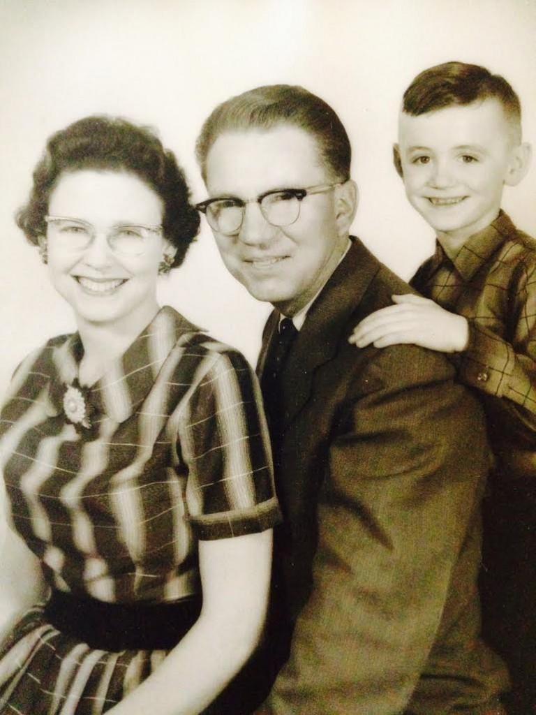 Lenar, Curtis, Kevin Stewart 1960s