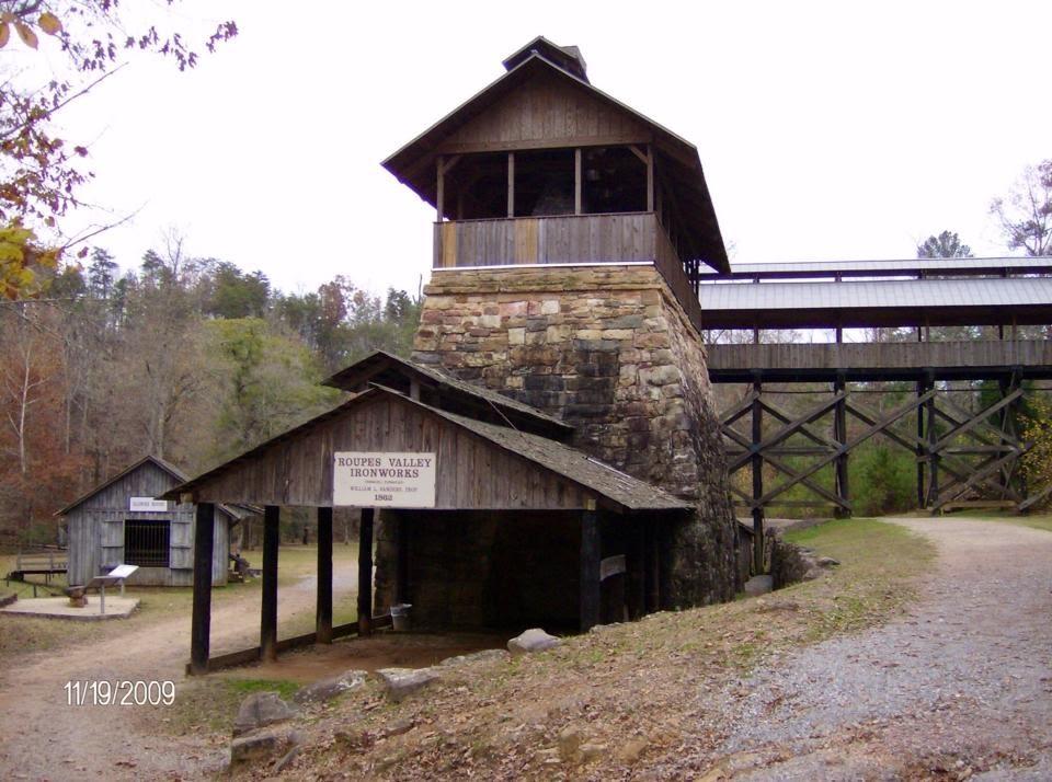Roupee Valley Ironworks
