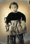 Children's clothing has really changed as can be seen in these vintage photographs of some Alabama children