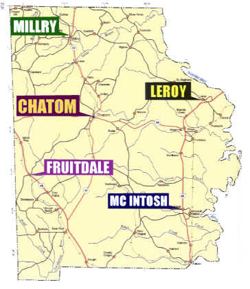Washington county cities.al.gov map