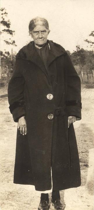 Cajun woman in Mobile County, Alabama Q5425