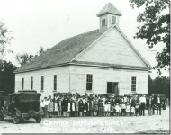 The oldest church in Jefferson County was in Jonesboro, Alabama and is still in existence