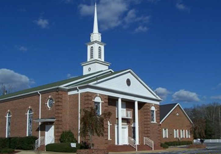 Canaan Baptist Church (Waymarking.com)