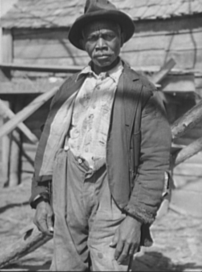 Descendant of Pettway slave Gee's Bend