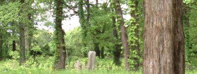 Oldest cemetery in Madison County is disappearing in the woods and needs your help to preserve it