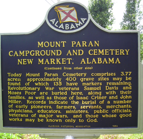 Mount paran campground sign (www.huntsvilleal.gov)