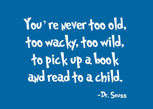 Seuss read
