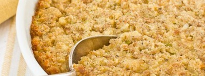 What is your favorite recipe for cornbread dressing? Share your hints below