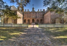 I served on the faculty of the College of William and Mary for a day